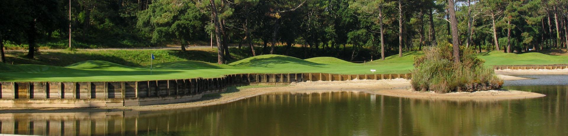 Golf Blue Green Seignosse